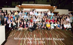 Group Photo 50th Reunion